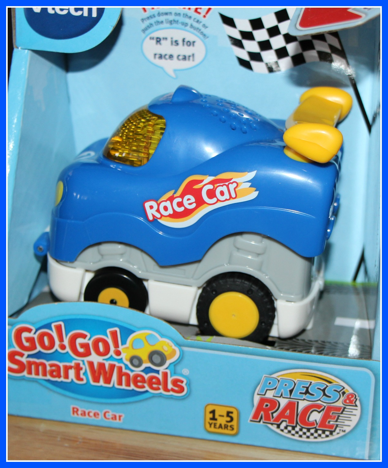 Get On The Move with Go! Go! Smart Wheels from VTech