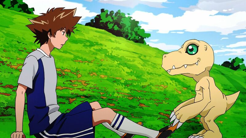 DIGIMON Adventure Tri.-Reunion DVD