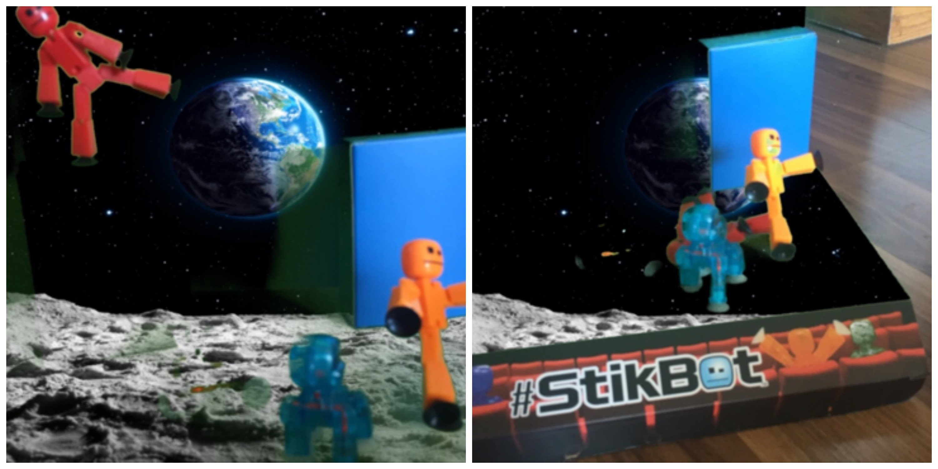 Bring Imagination and Creativity to Life with Stikbots