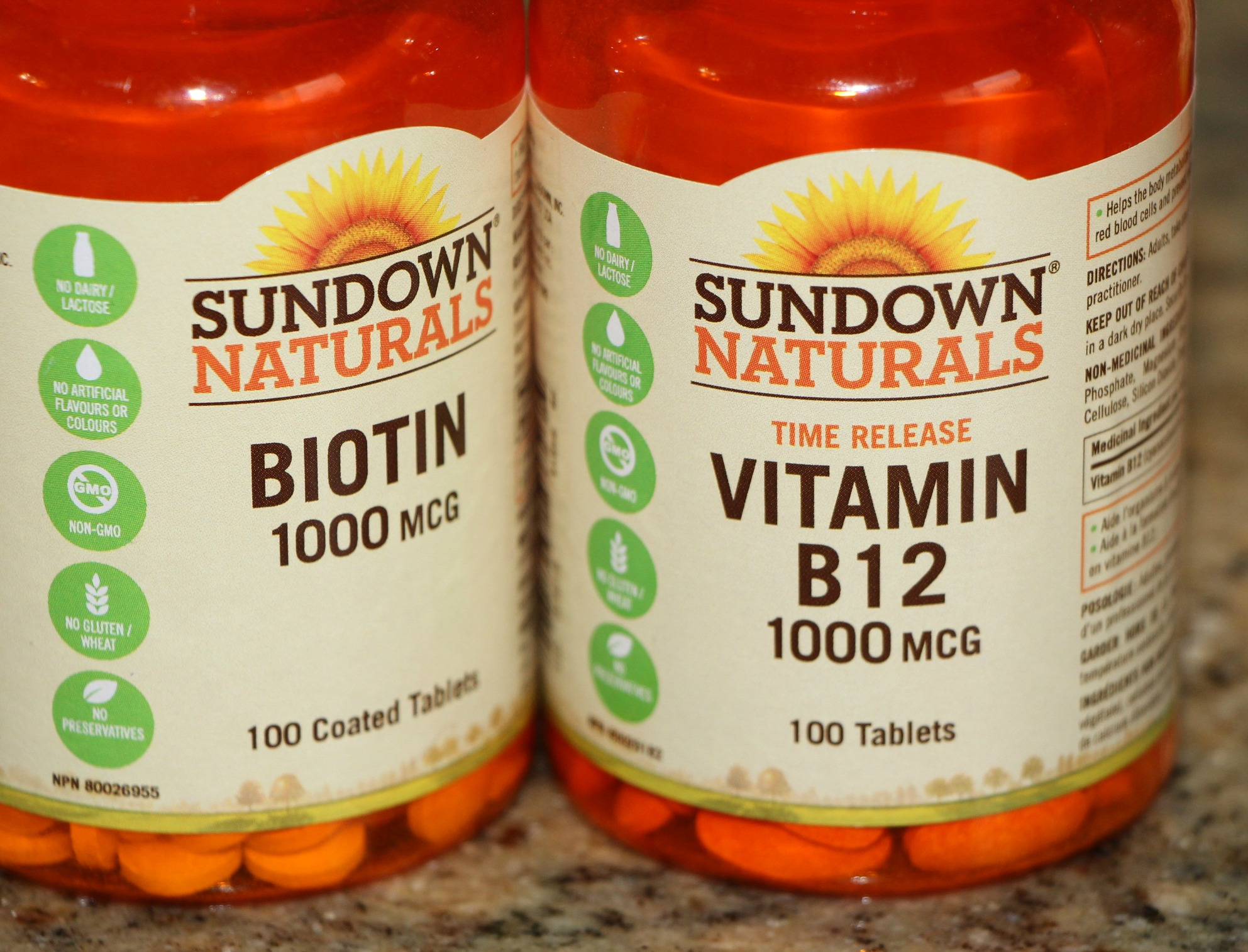 How to Live a Healthy Lifestyle While Keeping Your Sanity with Sundown Naturals®