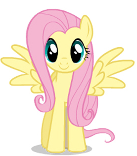 My Little Pony Friendships is Magic Fluttershy
