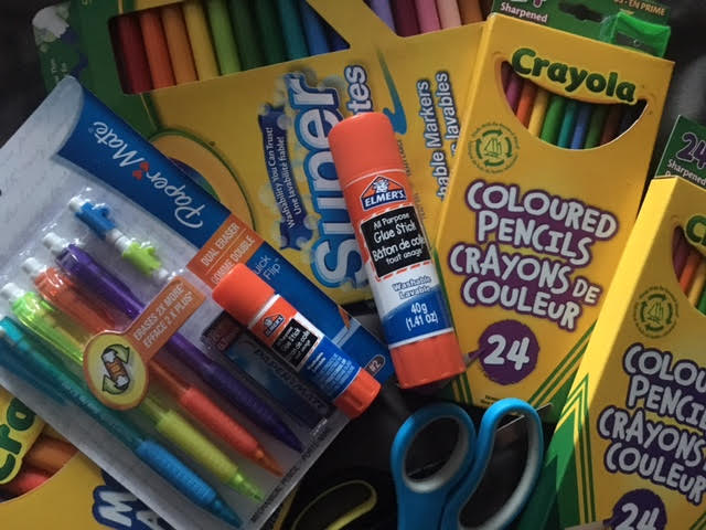 Common Forgotten Back to School Preparation Items