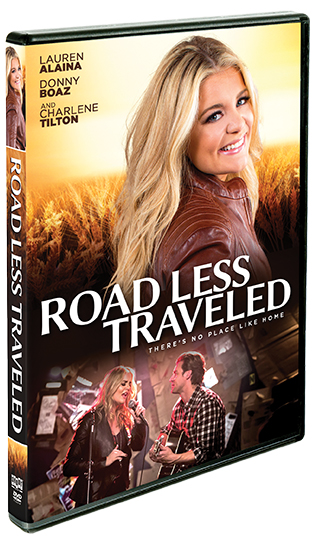 Road Less Traveled DVD and Giveaway