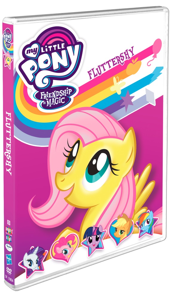 My Little Pony Friendship is Magic: Fluttershy DVD Giveaway