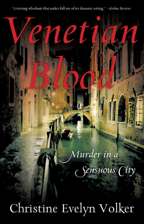 Venetian Blood Book Review