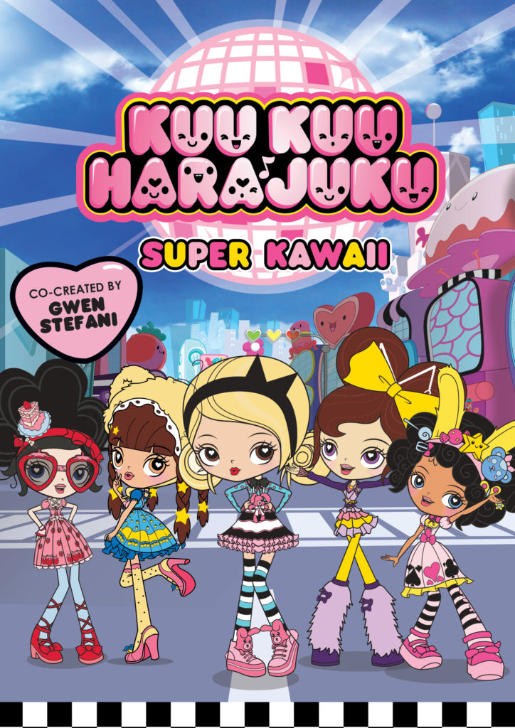 Encourage and Celebrate Individuality with Kuu Kuu Harajuku Giveaway
