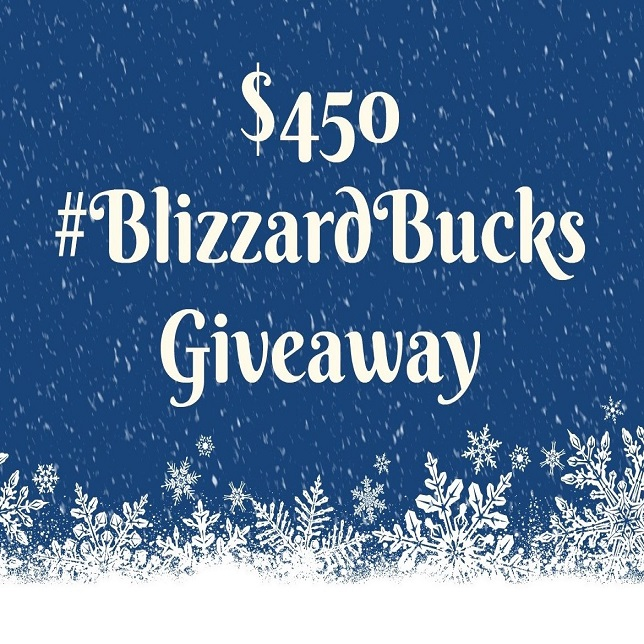 The $450 #BlizzardBucks Giveaway!