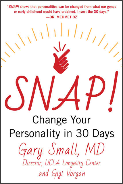SNAP! Change Your Personality in 30 Days Spotlight Tour