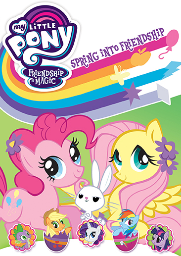 My Little Pony: Spring Into Friendship DVD Giveaway