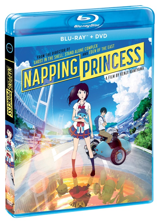 The Napping Princess Review and Giveaway