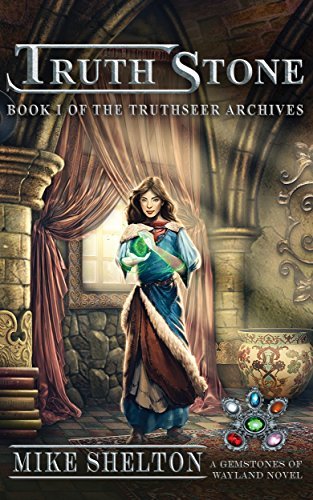 TruthStone, The TruthSeer Archives Book One Review