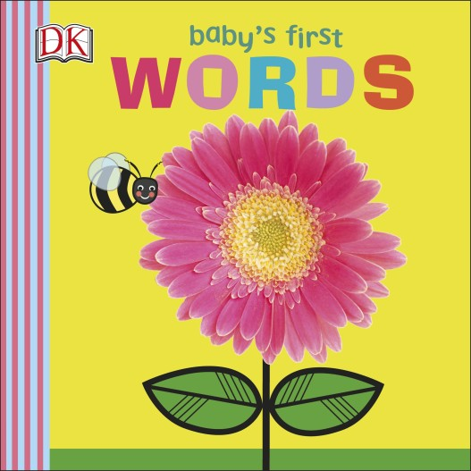 Foster the Love of Reading from the Start with Baby's First Series from DK Canada