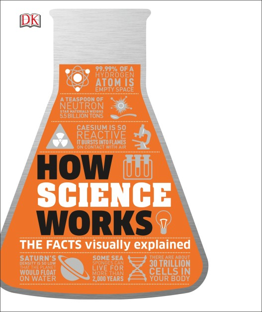 Explore the World of Science in How Science Works from DK Canada