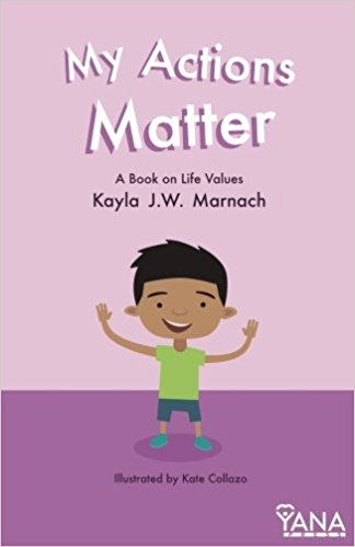 My Actions Matter: Can-Do Kids Book