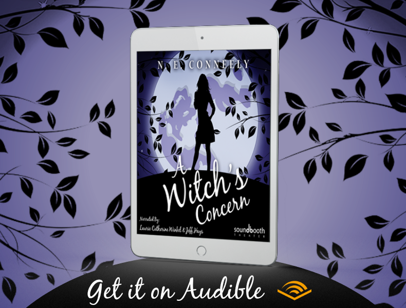A Witch's Concern Audiobook Review