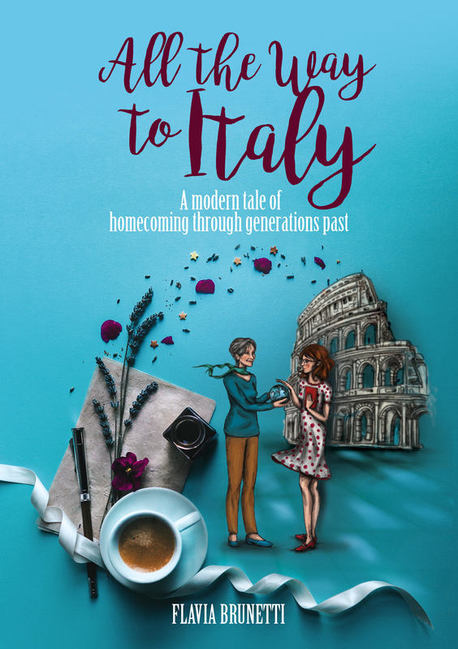 All the Way to Italy Book Spotlight