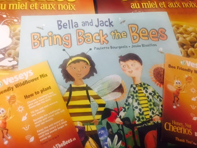 Educate and Grow with Bring Back The Bees