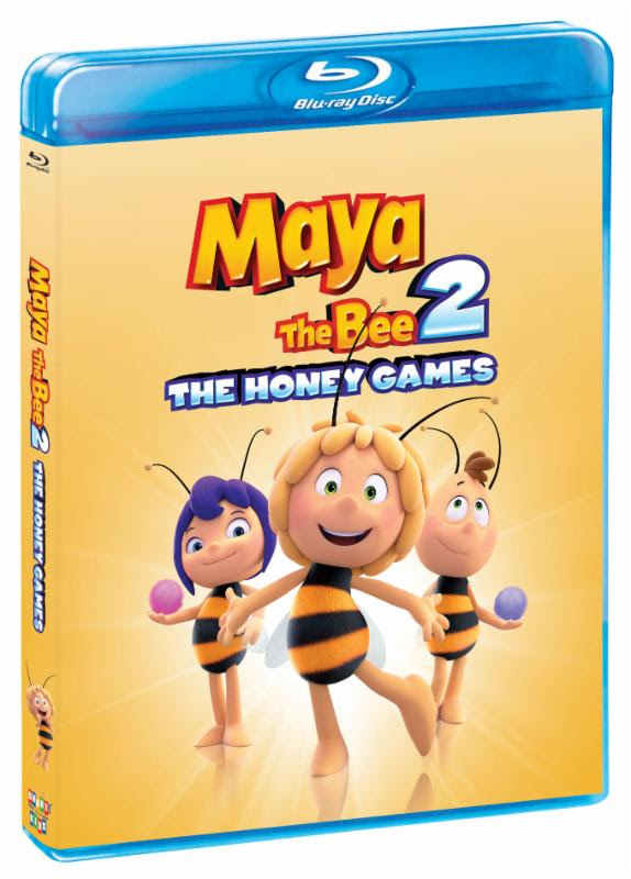 Maya the Bee 2: The Honey Games DVD Giveaway