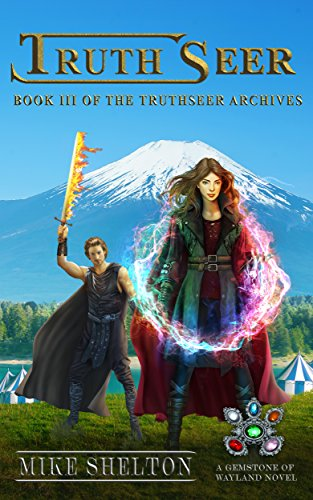 TruthSeer (The TruthSeer Archives Book 3) Review