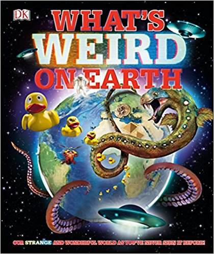 What's Weird on Earth #DKCanada Book Review