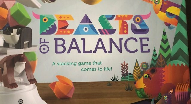 Bring Beasts to Life in the Interactive Beasts of Balance Game