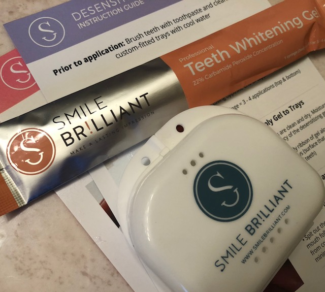 Boost Your Confidence with #SmileBrilliant Teeth Whitening System