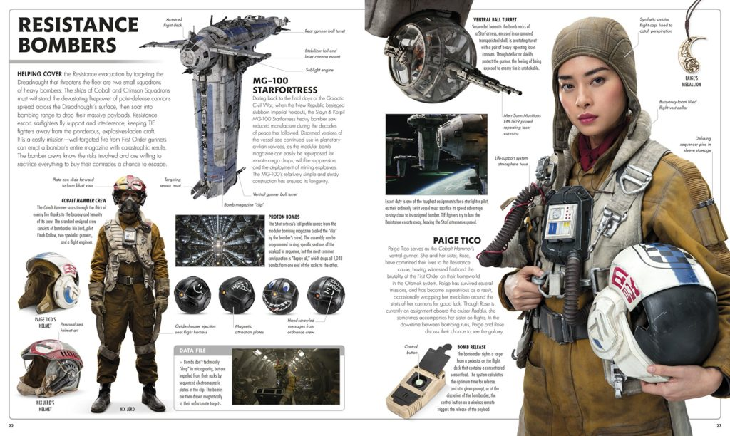 Star Wars The Last Jedi Visual Dictionary