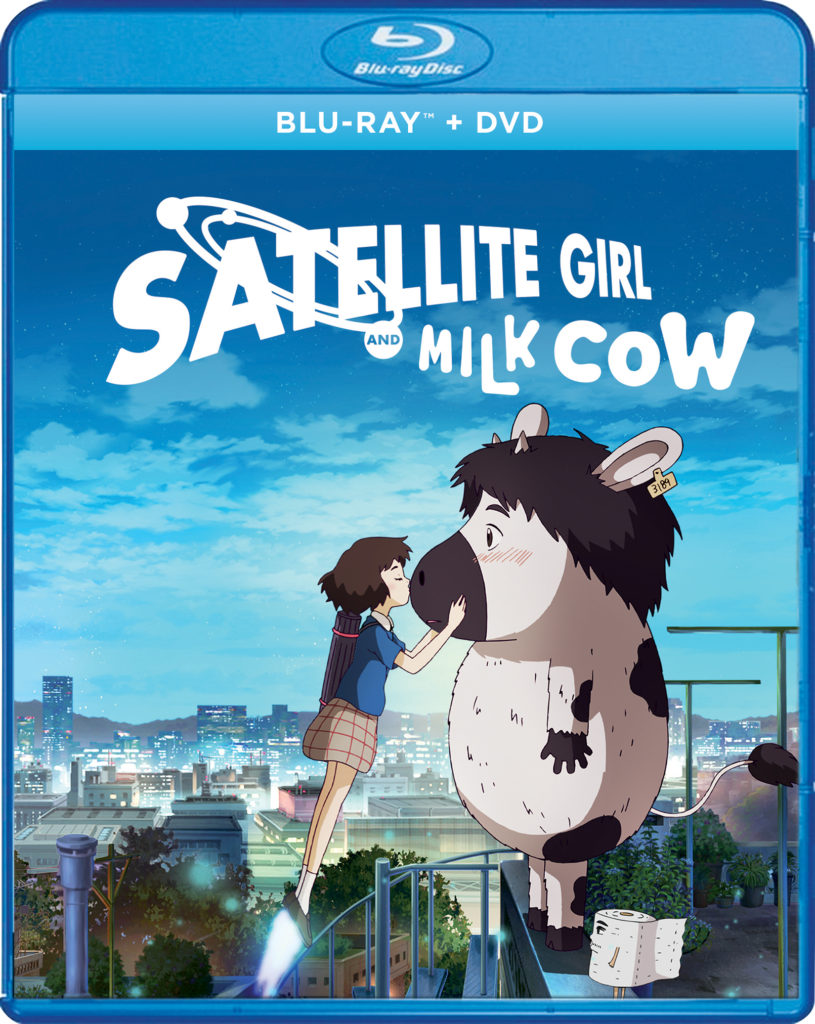 Satellite Girl and Milk Cow DVD Giveaway