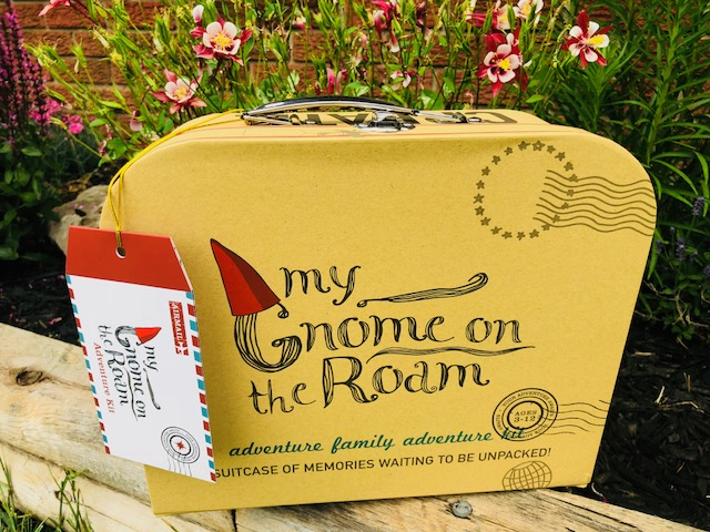 Take an Adventure This Summer with My Gnome on the Roam