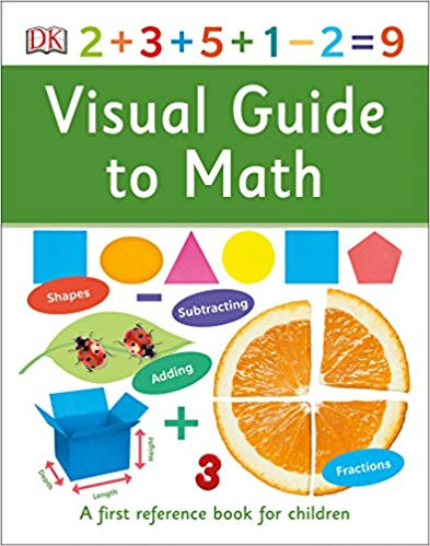 Back to School Help with A Visual Guide to Math from DK Canada