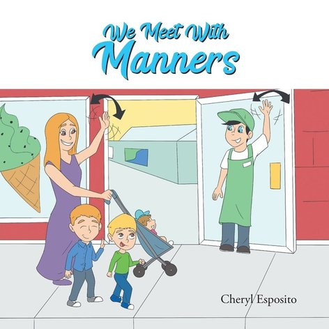 We Meet With Manners Book Spotight