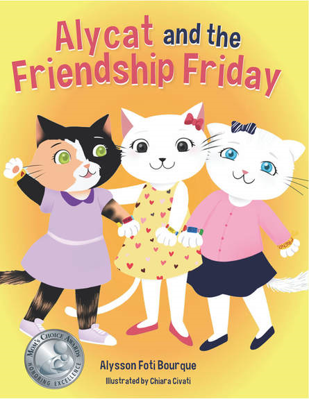 Alycat and the Friendship Friday Book Spotlight