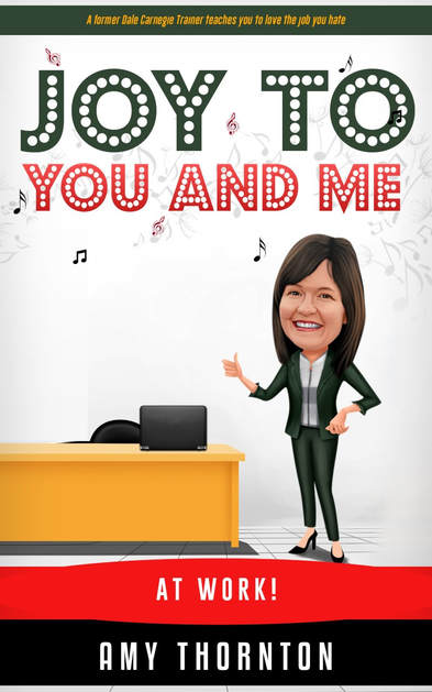Joy To You and Me (At Work!) Book Spotlight
