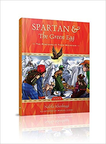 Spartan & The Green Egg: The Poachers of Tiger Mountain