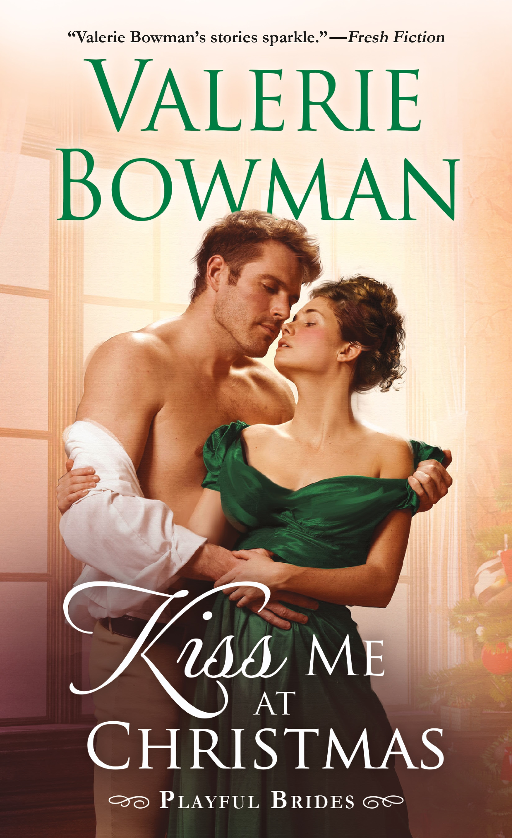 Kiss Me at Christmas Book Review