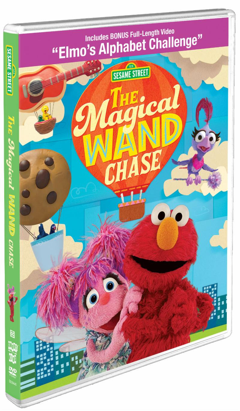 Sesame Street The Magical Wand Chase Review and Giveaway