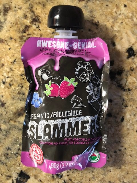 The Ultimate Busy Family Snack: Slammers Superfood Snacks