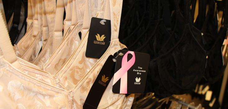 Navigating the Sea of Bras with Hudson's Bay and Wacoal