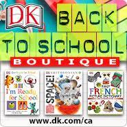 DK Canada BTS