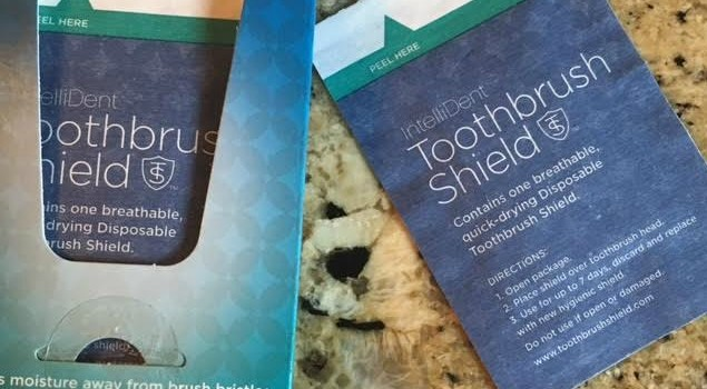 Protecting Your Dental Health with Intellident Toothbrush Shield