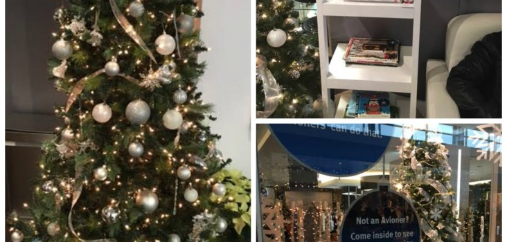 Beat the Holiday Maddness with Avion Holiday Boutique