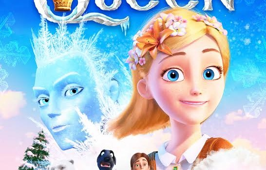 The Snow Queen: Magic of the Ice Mirror Review and Giveaway