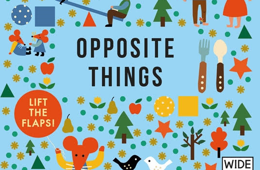 Opposite Things by Anna Kovecses