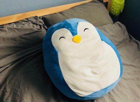 Squishmallows: The Softest and Cutest Plush and Pillow In the World